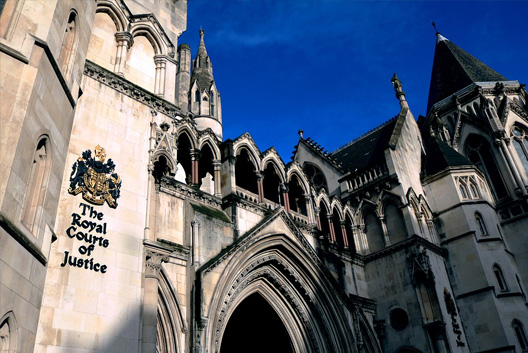 Mock Trial at Royal Courts of Justice
