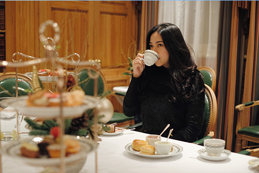 Royal British Afternoon Tea Etiquette