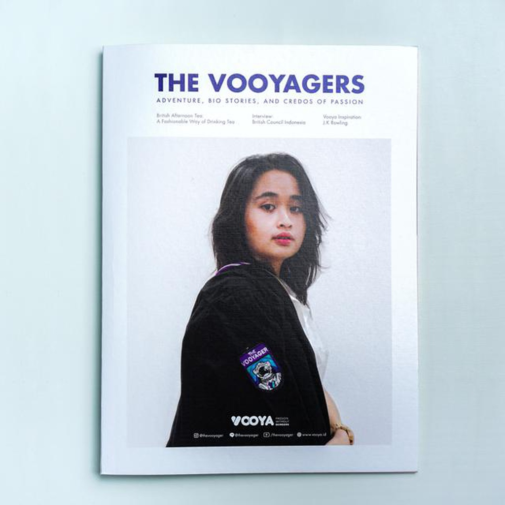 The Vooyager Magazine 2019
