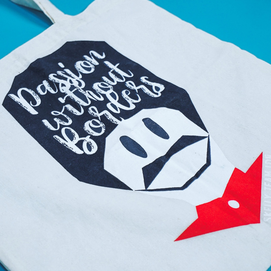 Daily Adventure Tote Bag