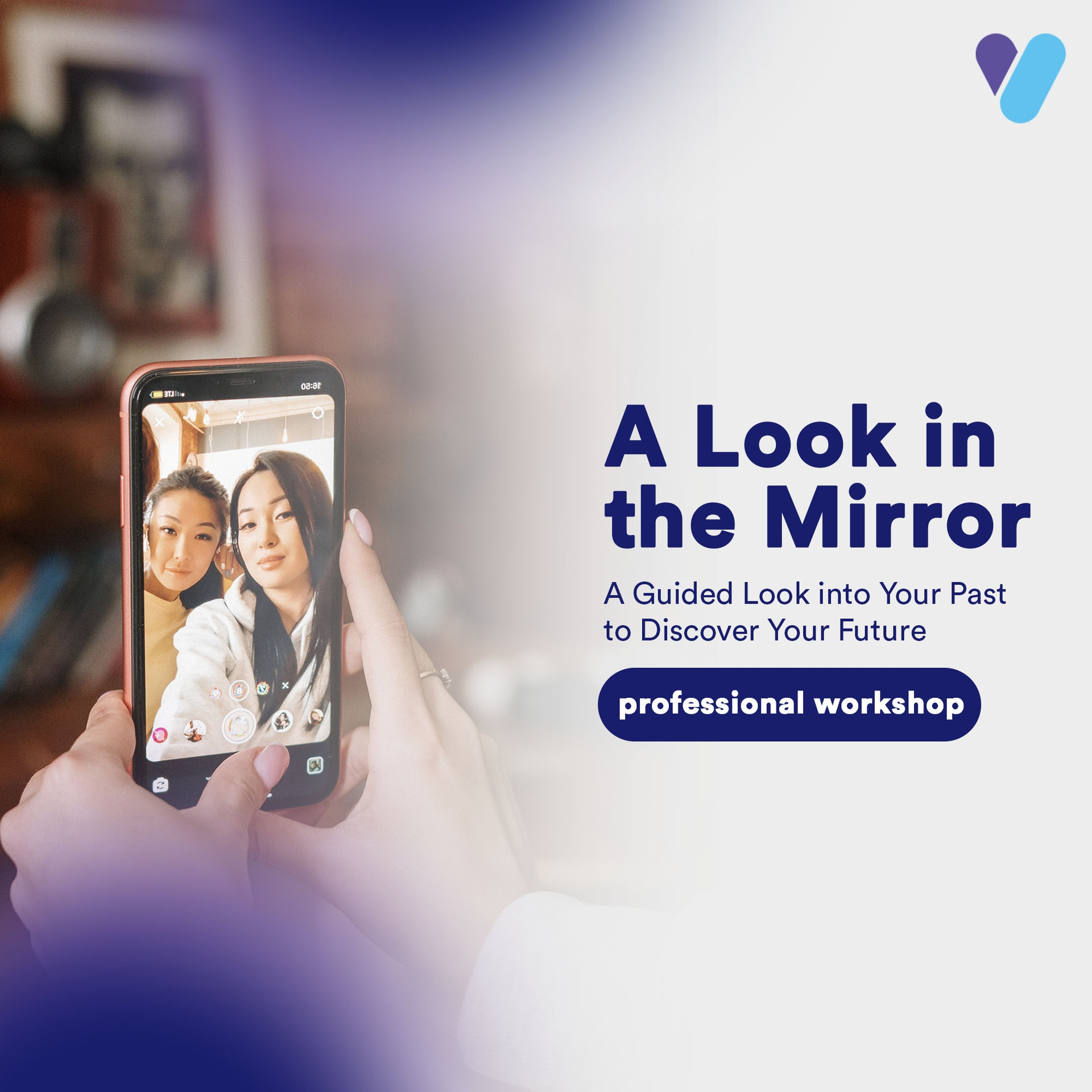 A Look in The Mirror: A Guided Look into Your Past to Discover Your Future