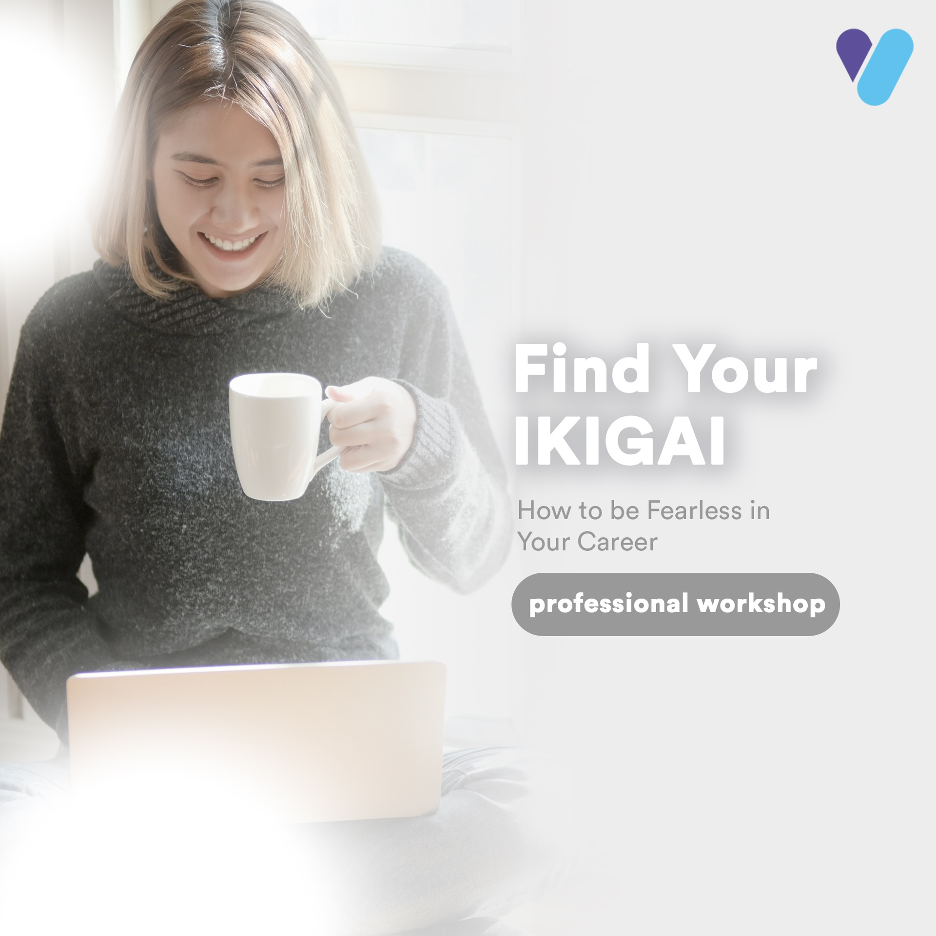 Find Your Ikigai: How to be Fearless in Your Career