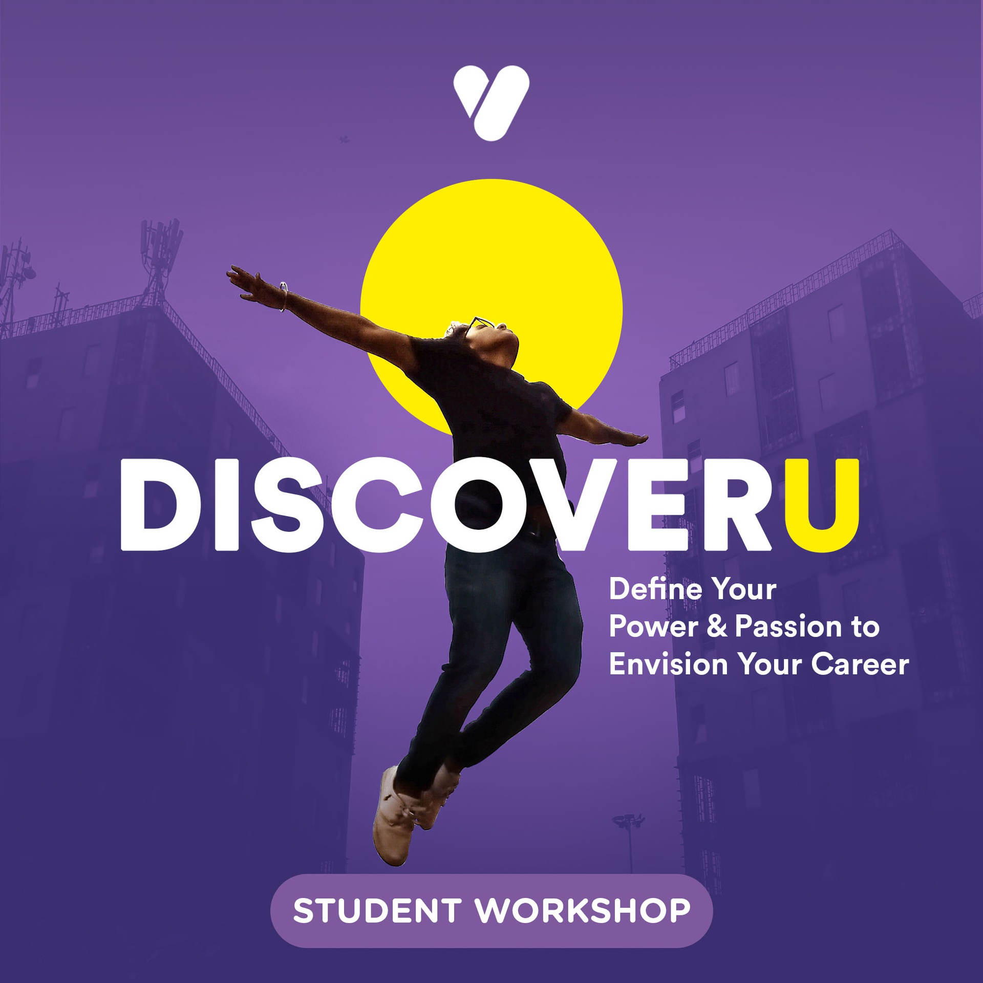 DiscoverU: Define Your Power & Passion to Envision Your Career
