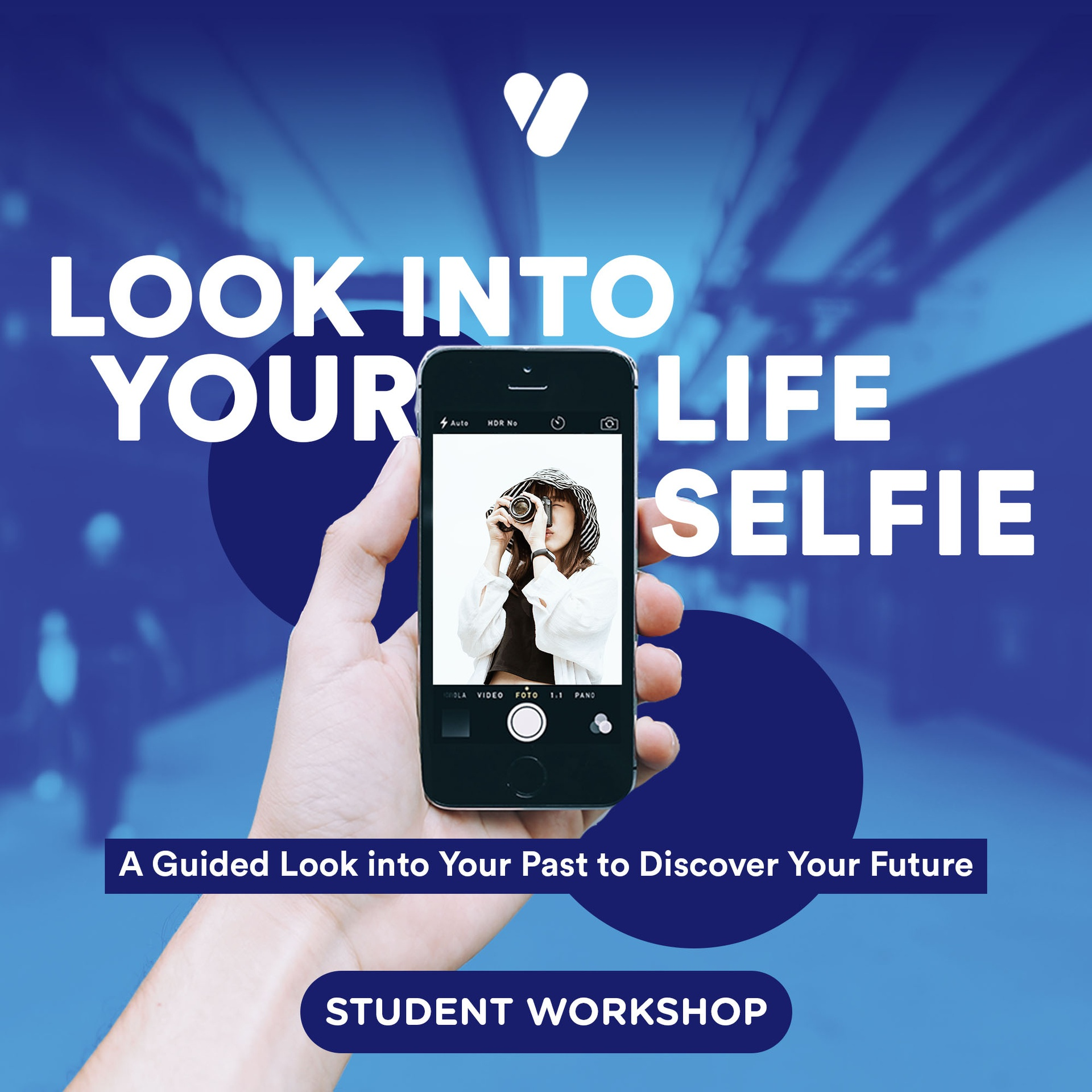 Look into Your Life Selfie: A Guided Look into Your Past to Discover Your Future