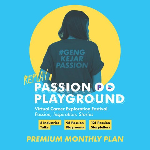 Passion Playground Replay - Premium Monthly Plan