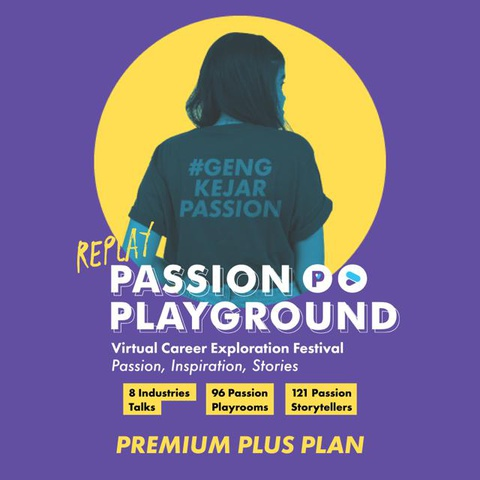 Passion Playground Replay - Premium Plus Plan