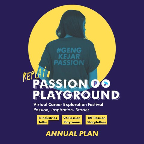 Passion Playground Replay - Annual Plan